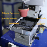 De semi Auto Kleine VinylMachine van de Druk van het Stootkussen
