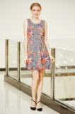 꽃 남프랑스 Prom 복장을 인쇄하는 배치