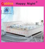 합성 가죽 침대 프레임 침대 고정되는 가구 G902