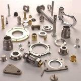 El engranaje de encargo del acero inoxidable de la precisión parte trabajar a máquina del CNC