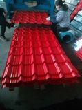 Galvanisierter gewölbtes Zink-Aluminiumdach-Blatt-Preis