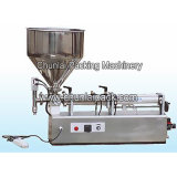 XP-B Horizontal Pneumatic Cream Filling Machine