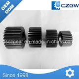 Het Toestel Gear/Planetary van de Schuine rand Gear/Sprocket van het staal/van het Messing voor de Versnellingsbak van het Reductiemiddel