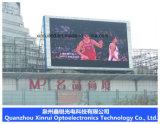 P10 im Freien farbenreiche LED Bildschirm-Bildschirmanzeige-Baugruppe 320mm*160mm