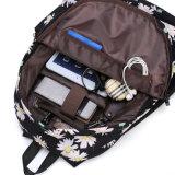 Signora di cuoio superiore Packbag del progettista dell'unità di elaborazione per vita quotidiana (9903)