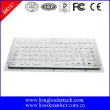 Tastiera industriale robusta IP65 con il montaggio di comitato