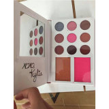El color 2017 de Kylie 2 se ruboriza y 9 conjuntos de la gama de colores del sombreador de ojos del color