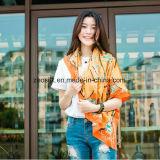 sciarpa 100%Silk di 90*90cm per la donna