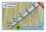 溶接かコーティングとアルミニウムかステンレス鋼シートの曲がる押すこと