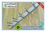 Metal de hoja que estampa piezas