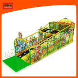 Скольжение ролика спортивной площадки игрушек популярного скольжения Mich крытое мягкое