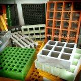 다채로운 산업 FRP 격자판