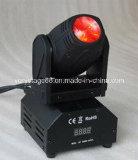 Mini bewegliches Hauptträger-Licht des DJpub-KTV 10W RGBW LED