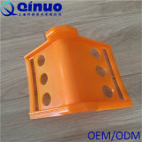 Protetor de canto plástico grande feito sob encomenda de protetores de canto de /Packing da parede de Qinuo