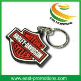Grappig Promotie Zacht pvc Keychain van de Gift van het Weggevertje van de Douane