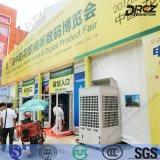 Assoalho - sistema de condicionamento de ar montado da barraca da unidade da C.A. do inversor para a barraca do partido