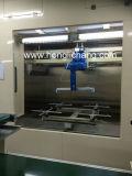 二重軸線の自動吹き付け塗装機械