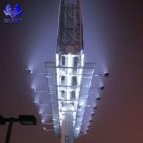 100W 200W 높은 광도 LED 옥외 건물 점화 LED 빌 널 빛