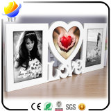 Moda y fantasía Hot Selling Photoframe para los regalos promocionales Photo Frame Craft