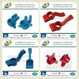 CNC-Ersatzteile eloxiert in verschiedenen Farben