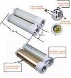 Nuovo indicatore luminoso Emergency ricaricabile del tubo del LED