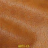 Kunstleder van de Steen Pu van Faux het Materiële voor de Toebehoren van de Handtas