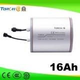bateria do Li-íon de 11.1V 16ah para a iluminação de rua solar para a venda
