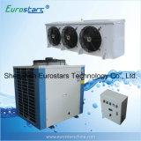 Unità di condensazione del compressore di Bitzer per il congelatore del piatto