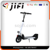 Scooter électrique se pliant 350W, scooter électrique de coup-de-pied