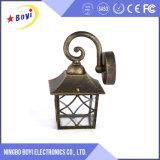 Da lâmpada popular do diodo emissor de luz da forma luz ao ar livre do jardim do diodo emissor de luz