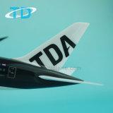 Modelli di plastica degli aeroplani del passeggero del Boeing B787-9 Tda 30cm
