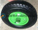 Roue en caoutchouc pneumatique utilisée sur les équipements lourds (4.00-8)
