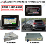 Android GPS Navigation System Video Interface for Mercedes - Benz a Class (NTG - 4.5)