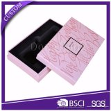 Design de mode Exquisite Rigid Cardboard Perfume Gift Box