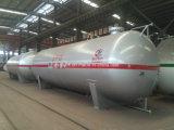 よい価格ASME GB150 25tのガスタンク60cbm LPGの弾丸タンク