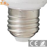 Venta directa de fábrica-8W / 10W cubierta de la luz E14 E27 bombilla LED