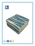Caixa de empacotamento personalizada venda por atacado do presente de papel extravagante luxuoso por Handmade