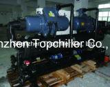 охлаженный водой охладитель воды винта 280kw с компрессором 2 Hanbell