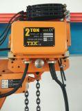 M5/2m 의 세륨, ISO는 전자기 브레이크를 가진 5 톤 전기 체인 호이스트를 증명했다