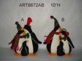 """クリスマスの装飾11 """" Hのペンギングループ"""