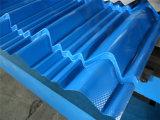 A telha de aço da cor da alta qualidade lamina a formação da máquina