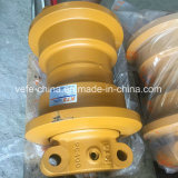 PC200-6, PC300-6, PC400-6 нижний ролик, ролик следа землечерпалки, более низкий ролик