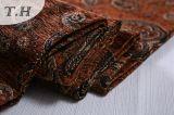 Жаккард 2017 синеля ткани софы флористический для самомоднейшего стула