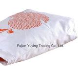 Kundenspezifischer fördernder 100% organischer Baumwolltote-Beutel