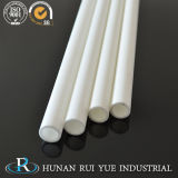 Tubo di ceramica della termocoppia dell'allumina per protezione