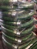 Boyau d'aspiration de PVC, type du marché des Etats-Unis