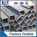 Tubo del quadrato dell'acciaio inossidabile di AISI 316