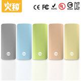D88 de Draagbare Bank van de Macht met Aangepaste Kleur voor de Mobiele Dubbele Output van de Telefoon D88