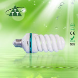 Lampe économiseuse d'énergie 65W 70W 75W 80W 85W plein E27/B22 tricolore spiralé 220-240V