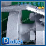 Шариковый клапан материального типа 1500 Didtek Lf2 плавая с деятельностью рукоятки